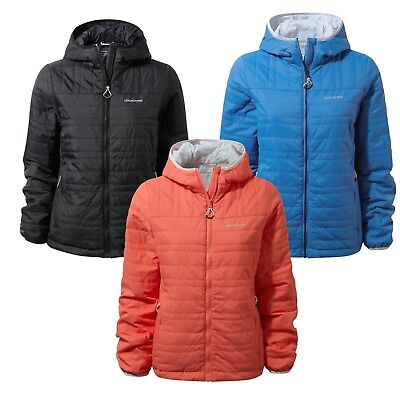 Craghoppers Womens/Ladies Compresslite Water Resistant Windproof Packaway Jacket • 39.95£