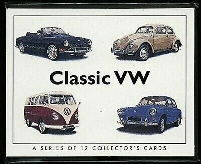 $ CDN9.02 • Buy CLASSIC VW - Collectors Cards Inc Beetle & Transporter
