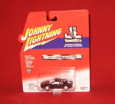 $ CDN29.73 • Buy Johnny Lightning 1977 LOTUS ESPRIT S1 WHITE LIGHTNING Chase Car NEW MIP Bond 007