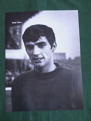 £1.99 • Buy George Best - 1 Page Picture - Clipping /cutting - #5
