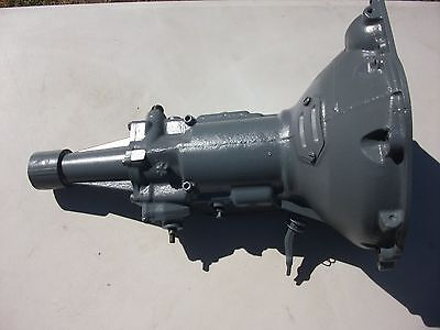 AU1599.99 • Buy Reconditioned Grey Motor Gearbox Gear Box To Fx 48-215 Fj Holden Manual Crashbox