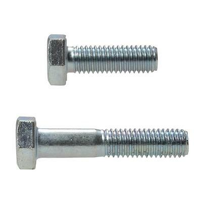 AU3.90 • Buy Hex Bolt M6 (6mm) Metric Coarse Set Screw High Tensile Class 8.8 Zinc Plated