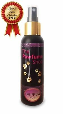 OPPUPIUM NOIR Perfume Designer Dog Cologne Fragrances Scented Like Real Perfume • 8.99£