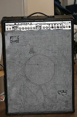 AU596.92 • Buy RARE Roland VGA-5 Electric Guitar COSM Modeling Combo Amplifier.USA.Monster Cab!