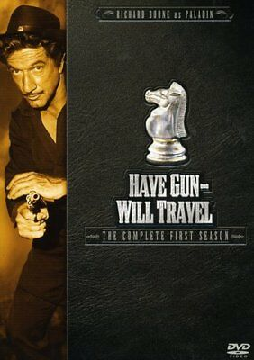 $11.59 • Buy Have Gun Will Travel: The Complete First Season [New DVD]