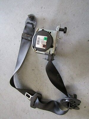 AU153.06 • Buy BMW E60 M5 Front Right Driver Side RH OSF Seat Belt OEM 601629600D