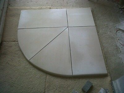 Limestone Hearths Made To Order Size 1500x600x40mm £250.00 • 250£