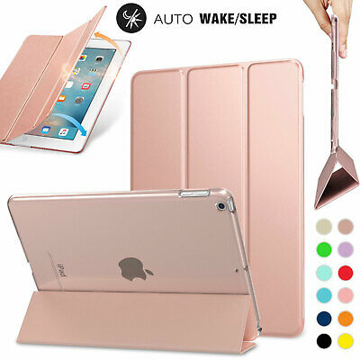 £4.99 • Buy Leather Smart Stand Flip Case Cover For Apple IPad Air 1st , 9.7 6th / 5th Gen