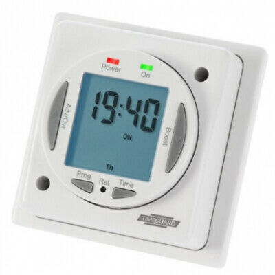 Timeguard NTT03 24 Hour/7 Day Compact Electronic Immersion Heater Timer Switch • 35£