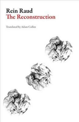 AU21.40 • Buy The Reconstruction - Raud, Rein/ Cullen, Adam (trn) - New Paperback Book