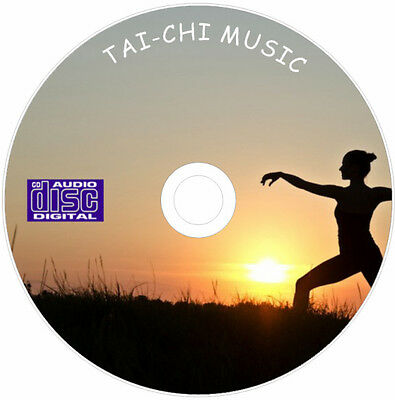 £1.49 • Buy Tai Chi Music Cd For Relaxation Inspiration Meditation Peace Tranquility Zen 138
