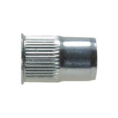 AU8.10 • Buy Countersunk Splined Body Nutsert Metric Coarse Rivnut Insert Zinc Plated