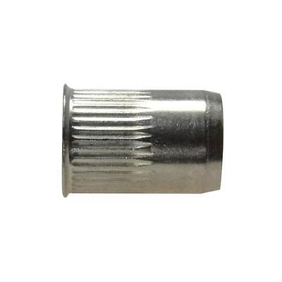 AU9 • Buy Countersunk Splined Body Nutsert Metric Coarse Rivnut Insert Stainless G304