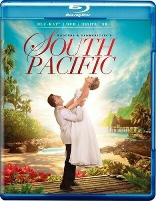 $16.87 • Buy South Pacific [New Blu-ray] With DVD, Boxed Set, Digital Copy, Dolby,