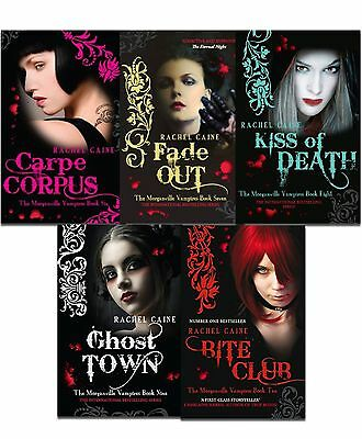 £215.86 • Buy The Morganville Vampires Collection 5 Books Set Rachel Caine Series 2