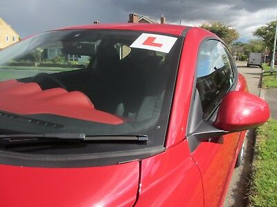 See-Through Learner / L Plate - Simply The Best - (Single) • 1.95£