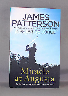 AU12.50 • Buy Miracle At Augusta By James Patterson And Peter De Jonge - Brand New Paperback