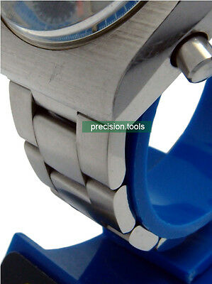 $ CDN31.11 • Buy 20mm Oyster Solid Steel Replacement Bracelet For Chrono 6139-8020 Racing Band