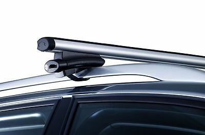 AU149 • Buy 2x New Roof Rack Cross Bar For Mitsubishi Outlander 2003 - 2006 For Round Rails