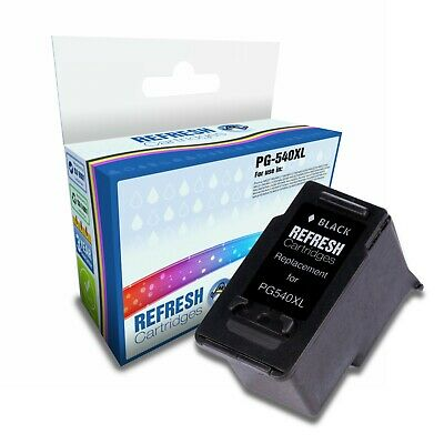 Refresh Cartridges Black Pg-540xl Ink Compatible With Canon Printers • 17.27£