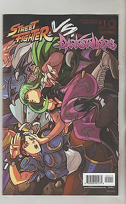 AU8.23 • Buy Udon Comics Street Fighter Vs Darkstalkers #1 May 2017 Variant A 1st Print Nm