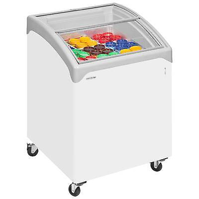 Tefcold Nic100 Ice Cream Bike Mobile Shop Display Chest Freezer Free Delivery! • 575£