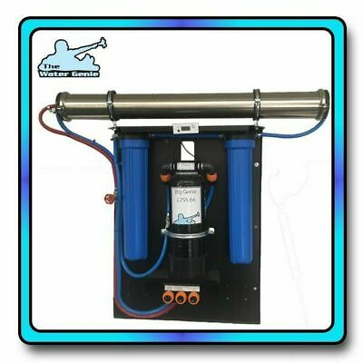 The Big Genie Static RO/DI Waterfed Pole Purification 4040 System • 950£