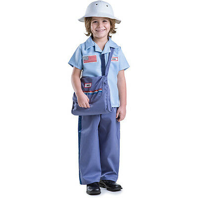 $27.94 • Buy Mail Carrier Costume Set For Boys Kids By Dress Up America