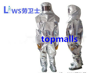 Thermal Radiation 700-1000 Degree Aluminized Suit Clothes, Imported Material • 680$