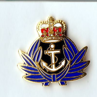 Lapel Badge WOMEN'S ROYAL NAVAL SERVICE (WRNS) • 5.50£