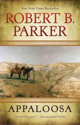 Appaloosa - Parker, Robert B. - New Paperback Book • 11.96£