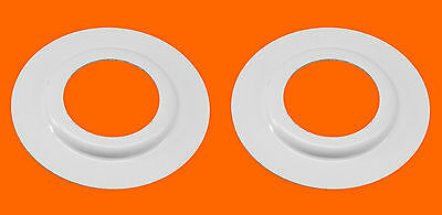 2x Metal Reducer Ring Plate Light Fitting Lampshade Washer Adaptor Converter • 5.99£