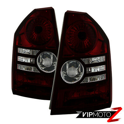 AU110.01 • Buy [Rosso RED SMOKE] For 08-10 Chrysler 300C SRT8  Factory Style  Tail Light Lamp