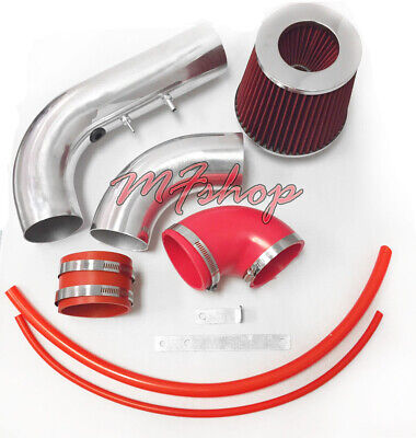 $79.99 • Buy Red For 2PC 2002-2005 Chevy Cavalier Pontiac Sunfire 2.2L L4 Air Intake Kit