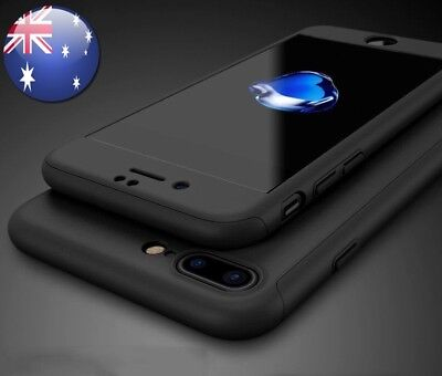 AU6.95 • Buy Full Body Protective 360° IPhone Samsung 6 7 8 Shockproof Case Hard Slim Cover