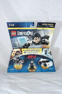 AU29 • Buy LEGO Dimensions 71248 Mission Impossible: Level Pack New Unopened Packet