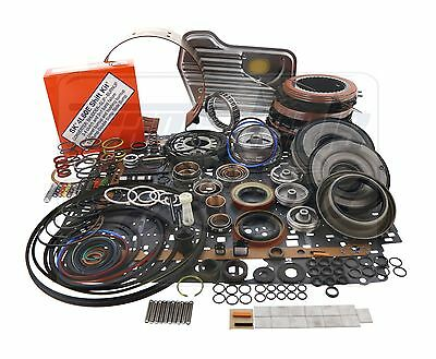 AU661.27 • Buy Fits Chevy 4L60E Transmission Power Pack Performance Deluxe Rebuild Kit 04-On