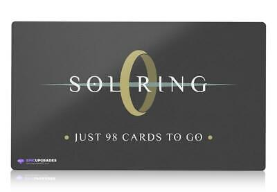Sol Ring - Magic The Gathering Commander TCG Playmat Custom MTG Funny Mat EDH • 18.99£