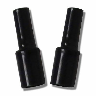 £3.50 • Buy 11mm Metal Fibreglass Tent Pole Ends Tapered Nipple Eyelet Tips