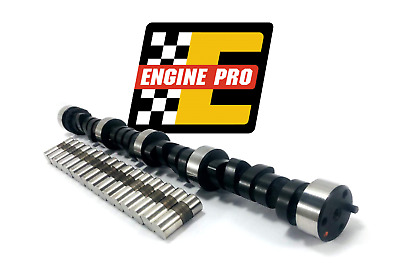 """Elgin Engine Camshaft E-1236-P; Retro-Fit .561/"""" .578/"""" Hydraulic Roller for BBC"""
