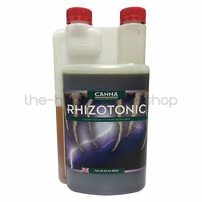 Canna Rhizotonic 1L Root Stimulant And Stress Reliever Nutrient Additive • 27.95£