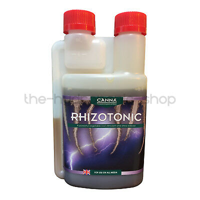 Canna Rhizotonic 250ml Root Stimulant And Stress Reliever Nutrient Additive • 16.95£