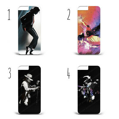 £6.36 • Buy Michael Jackson Pop King Design Hard Phone Case Cover For All IPhone & Samsung