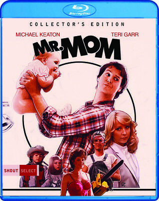 $21.96 • Buy Mr. Mom [New Blu-ray] Collector's Ed, Widescreen