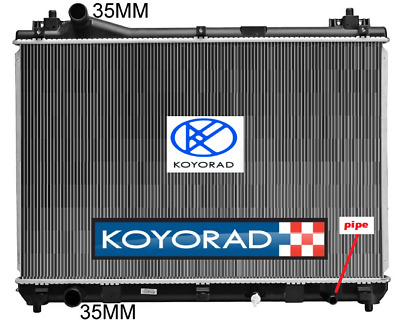 AU279.95 • Buy Radiator For Suzuki Grand Vitara JB 2005-2008 JT 08- 1.9L Turbo Diesel Man*Koyo*