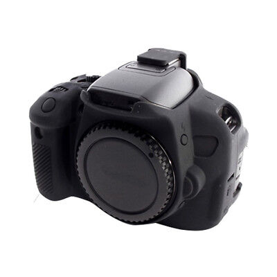 Silicone Camera Case Cover Housing Protective Cover For Canon 600D 650D 700D • 7.79£