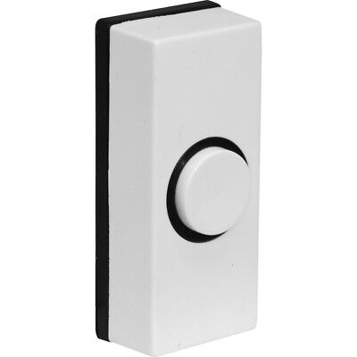 £3.90 • Buy Door Bell Chime Bell Push Press Button  White Black Inserts