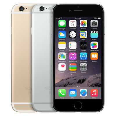 $159.99 • Buy Apple IPhone 6 - 16GB 64GB 128GB - Factory Unlocked AT&T Verizon T-Mobile Sprint