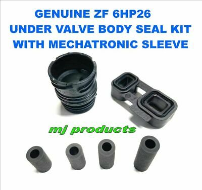 AU93 • Buy FORD Zf 6hp26 (Genuine) Valve Body Seals Plus Adapter Seal Block And Mechatro...