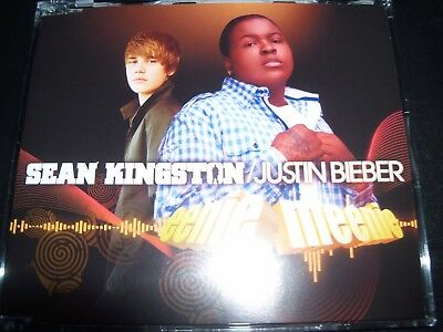 AU134.99 • Buy Sean Kingston Justin Bieber Eenie Meenie Rare Australian Print CD Single – New